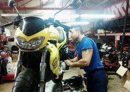 Cursos de mecanica de motos en Madrid