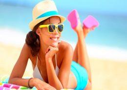 cuidado para proteger el cabello en verano