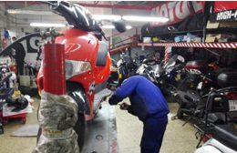 cursos mecanica de motos Madrid